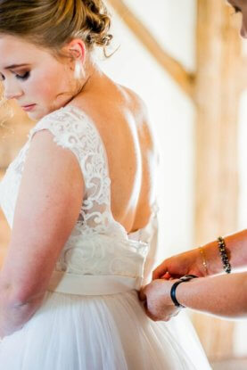 real bride series bride gown