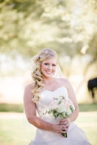 Katie's Real Bride Series Bridal Portrait
