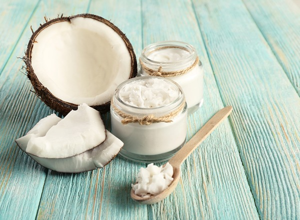 Coconut Oil for silky smooth summer legs