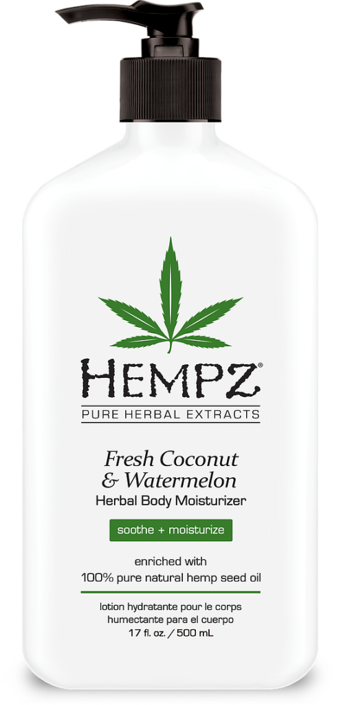 hempz lotion silky smooth summer legs