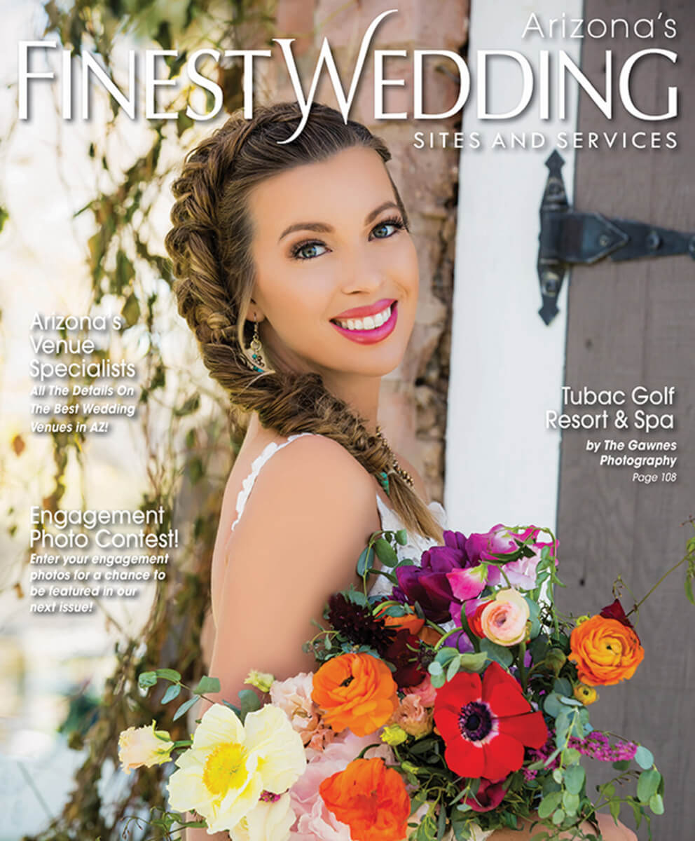 Wedding Hair Services: Bridal Hair And Makeup Services In Arizona