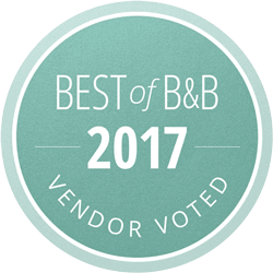Best of Borrowed and Blue 2017 Award