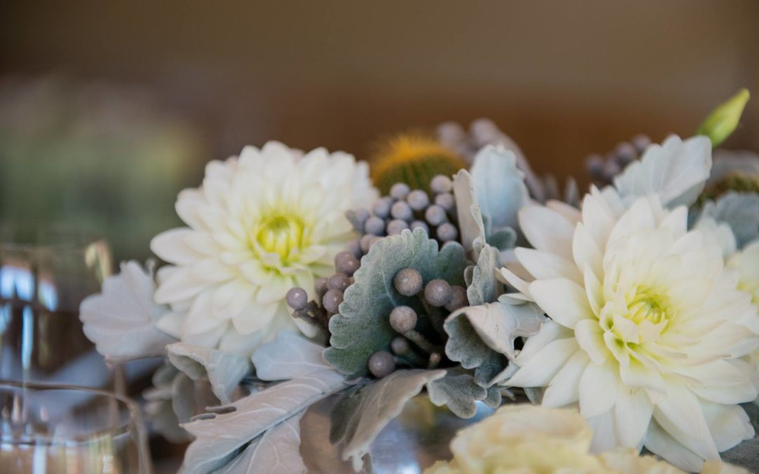 Alan and Adrian: Wedding Flowers