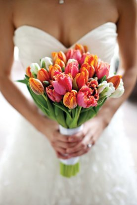 tulip bouquet floral meaning